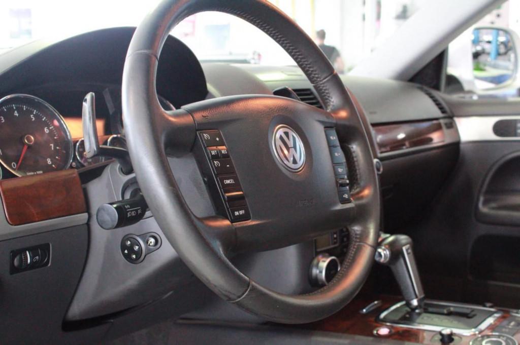 Imagem do veículo Volkswagen Touareg 2008