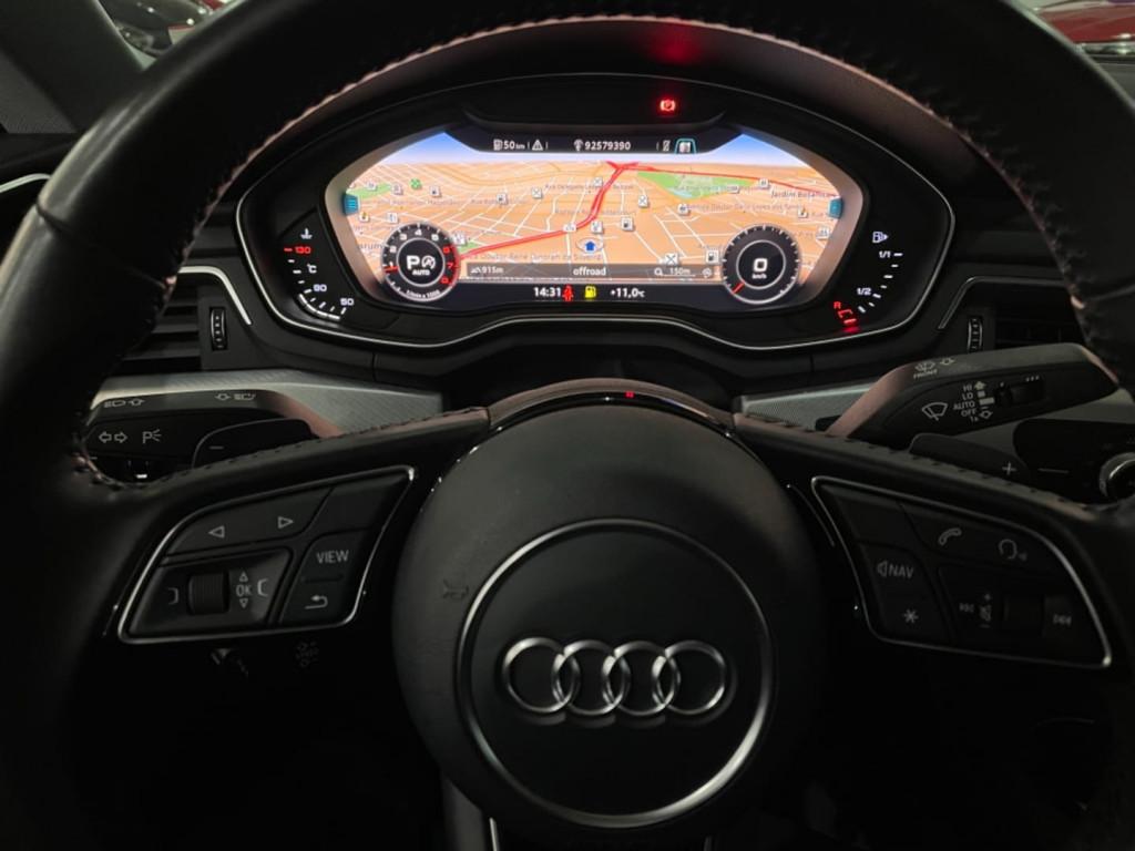 Imagem do veículo Audi A5 Aambiente Sportb. 2.0 2018