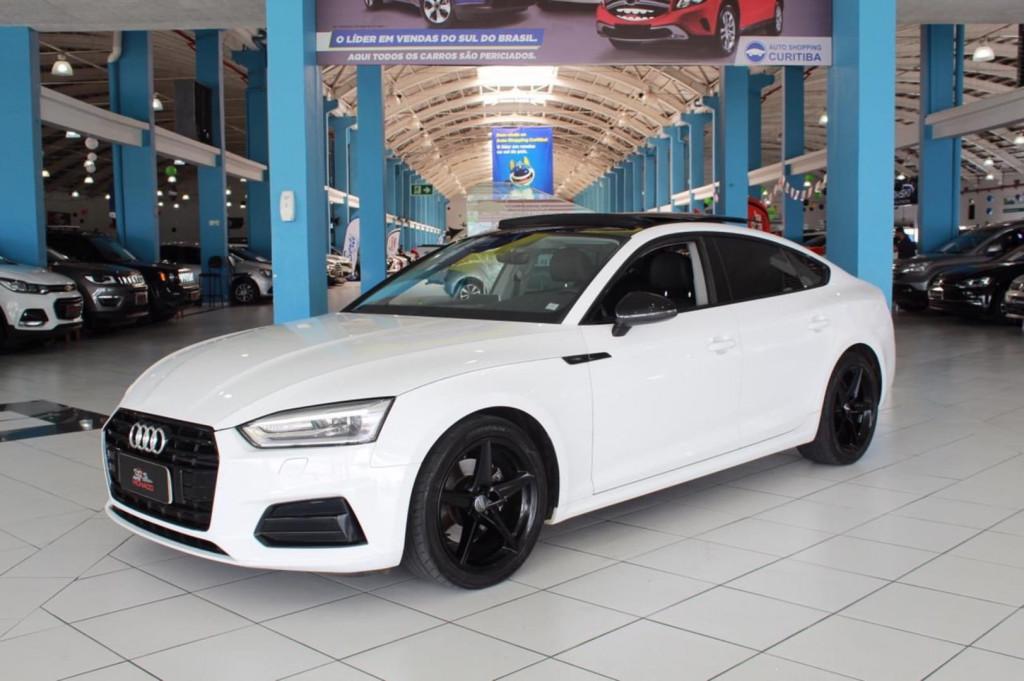 Audi A5 Aambiente Sportb. 2.0 2018