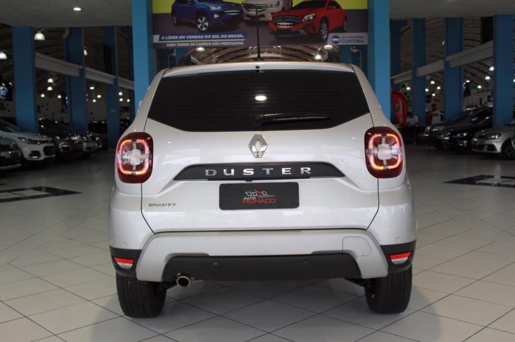 Imagem do veículo Renault Duster Iconic 1.6 Cvt Flex 2021