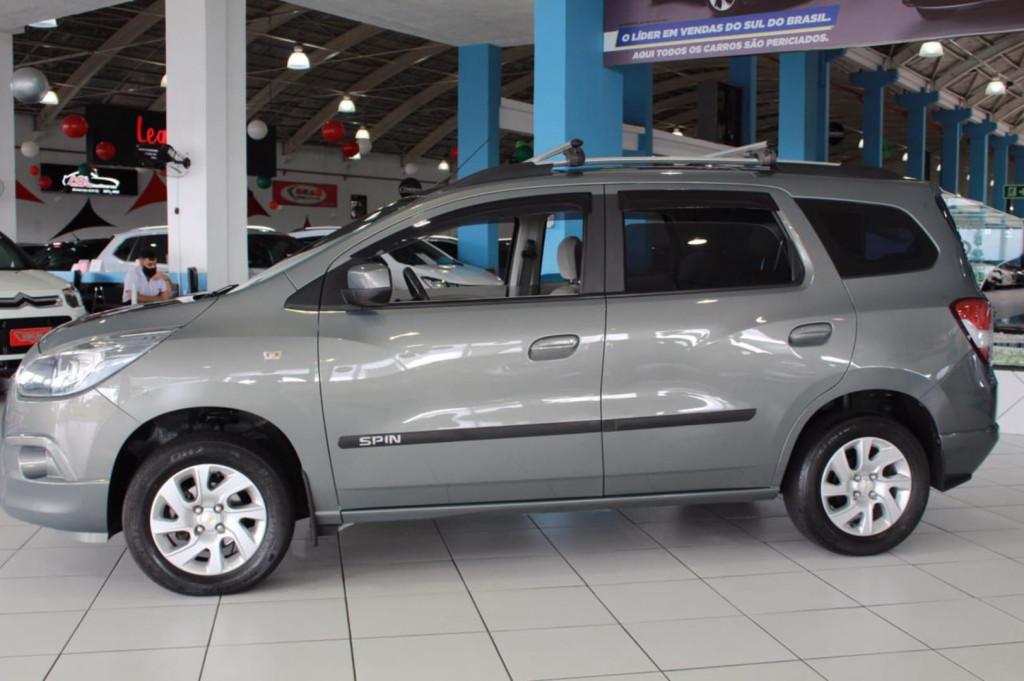 Imagem do veículo Chevrolet Spin 1.8 Ltz 7 Lugares 2013