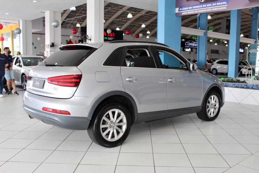 Audi Q3 2.0 16vtfsi Quattro 2015