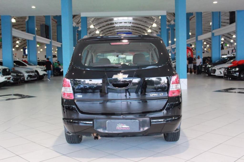 Imagem do veículo Chevrolet Spin 1.8 Lt 2014
