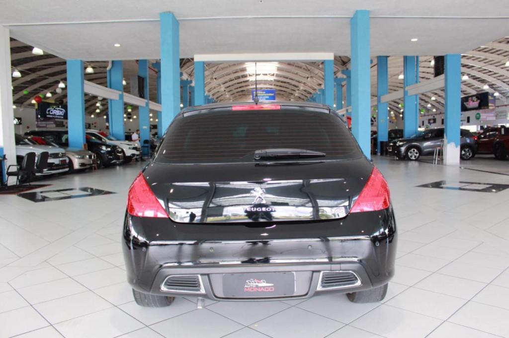 Imagem do veículo Peugeot 308 Allure 2.0 Flex Aut. 2014