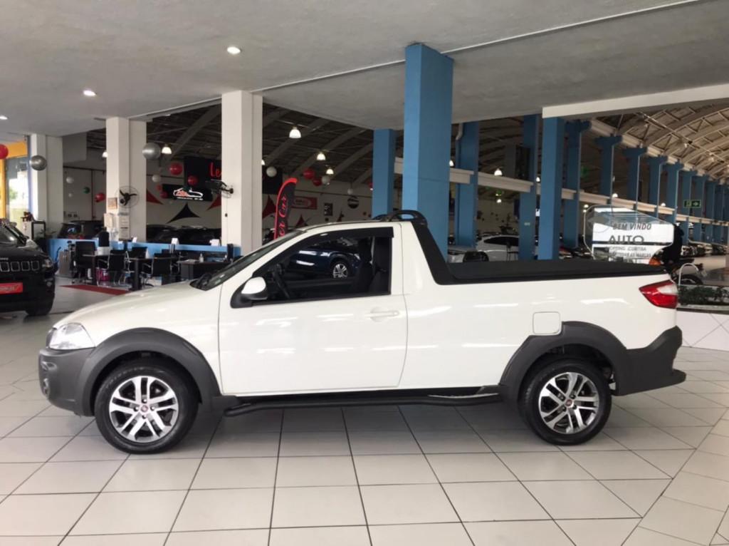 Imagem do veículo Fiat Strada Hd Wk 2018 Completa
