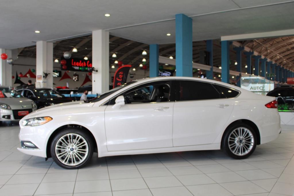 Imagem do veículo Ford Fusion 2.5 Se 16v Flex 4p Automatico