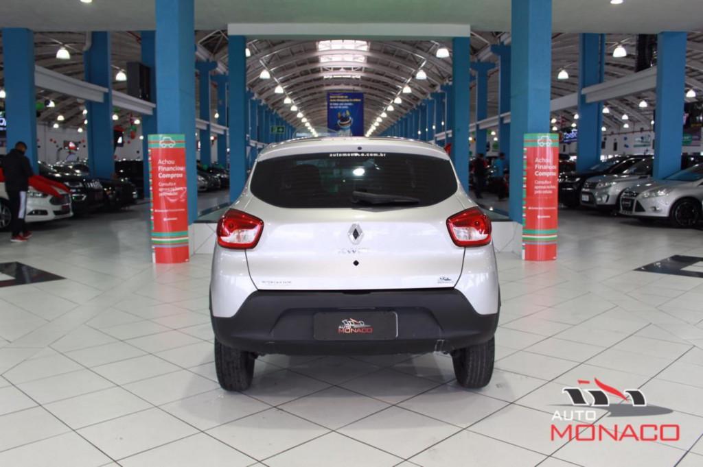 Imagem do veículo Renault Kwid Zen 1.0 Completo 2018