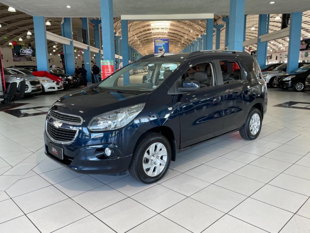 Chevrolet Spin 1.8 Ltz 7 Lugares 2014