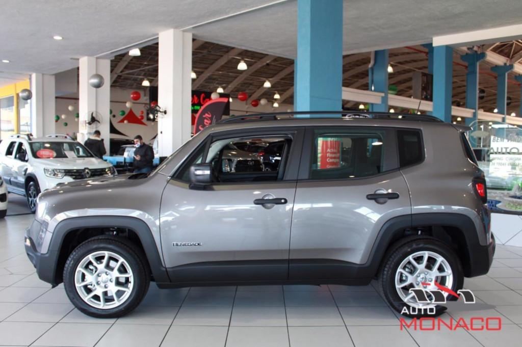 Imagem do veículo Jeep Novo Renegade Sport At6 1.8 2021