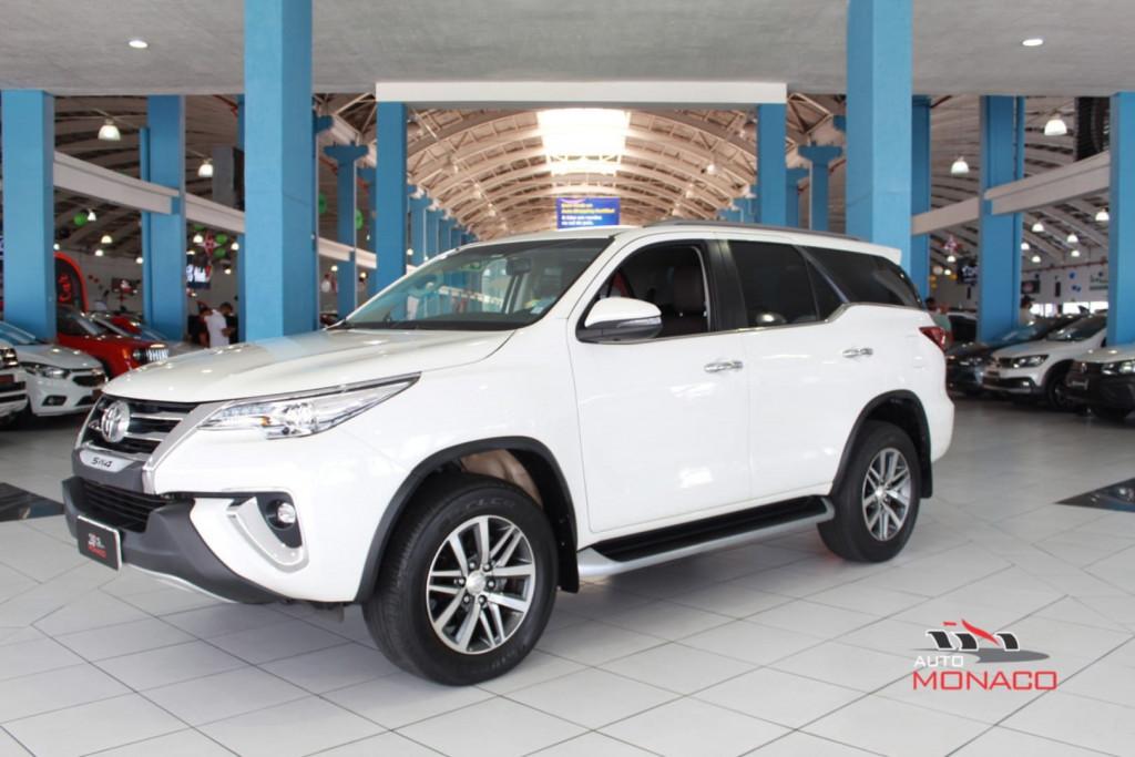 Toyota Hilux Sw4 Srx 4x4 Diesel 2020