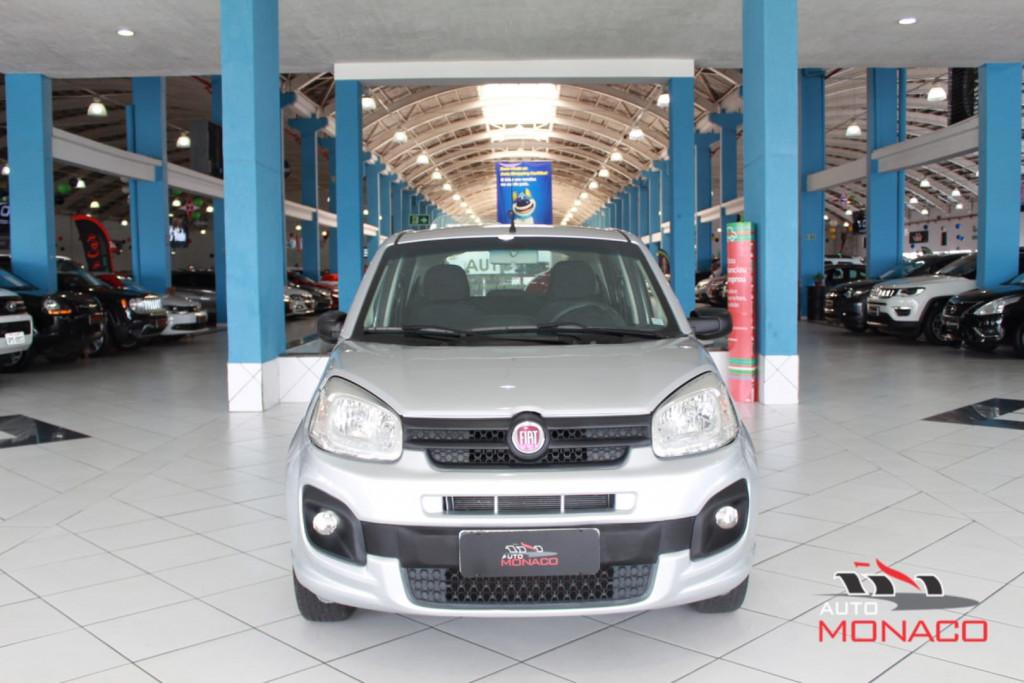 Imagem do veículo Fiat Uno Attractive 1.0 Completo 2017