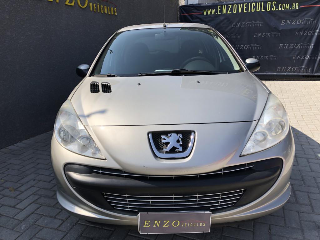 Imagem do veículo PEUGEOT 207 1.4 XR 8V FLEX 4P 2011
