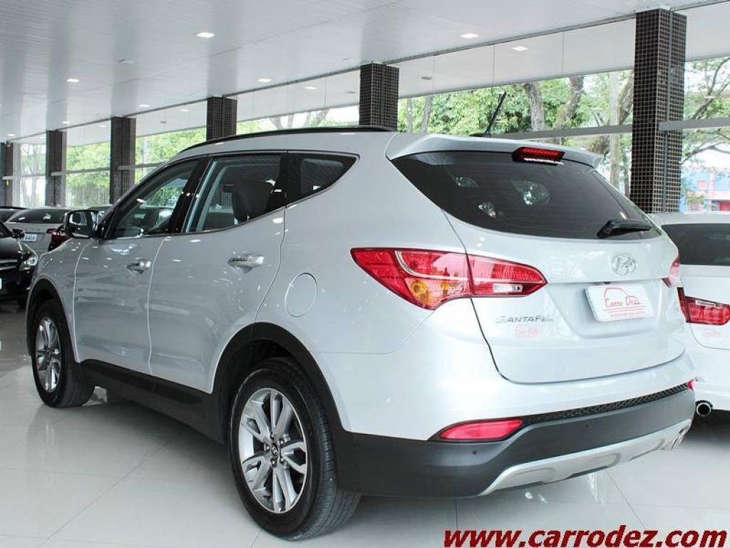Imagem do veículo Hyundai Santa Fé 3.3 24V V6 4x4 4P Automático 2014