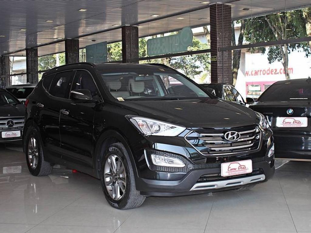 Hyundai Santa Fe 3.3 4WD V6 AT 2014