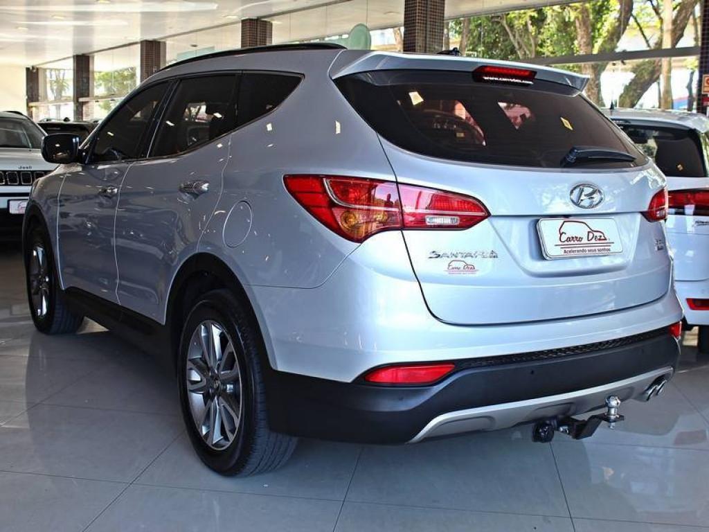 Imagem do veículo Hyundai Santa Fé 3.3 4WD V6 AT 2015