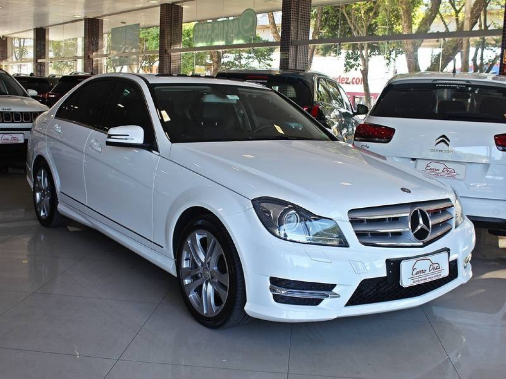 Mercedes Benz C 200 1.8 AvantGarde AT 2014