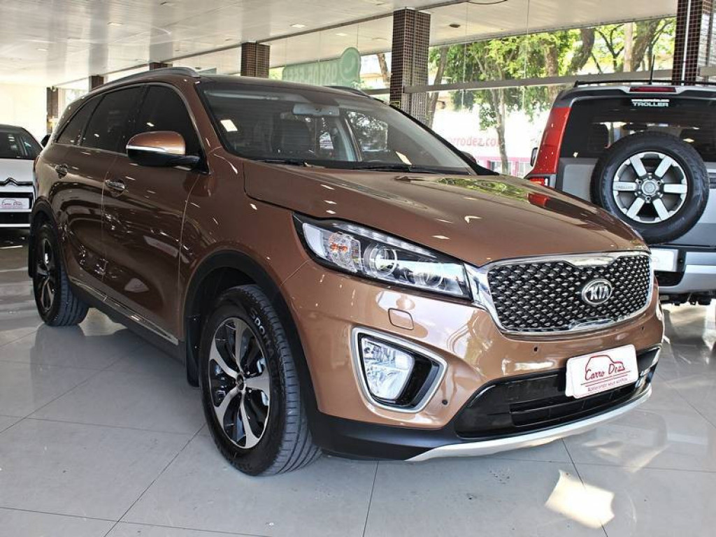 Imagem do veículo Kia Motors Sorento 3.3 EX AT 2016