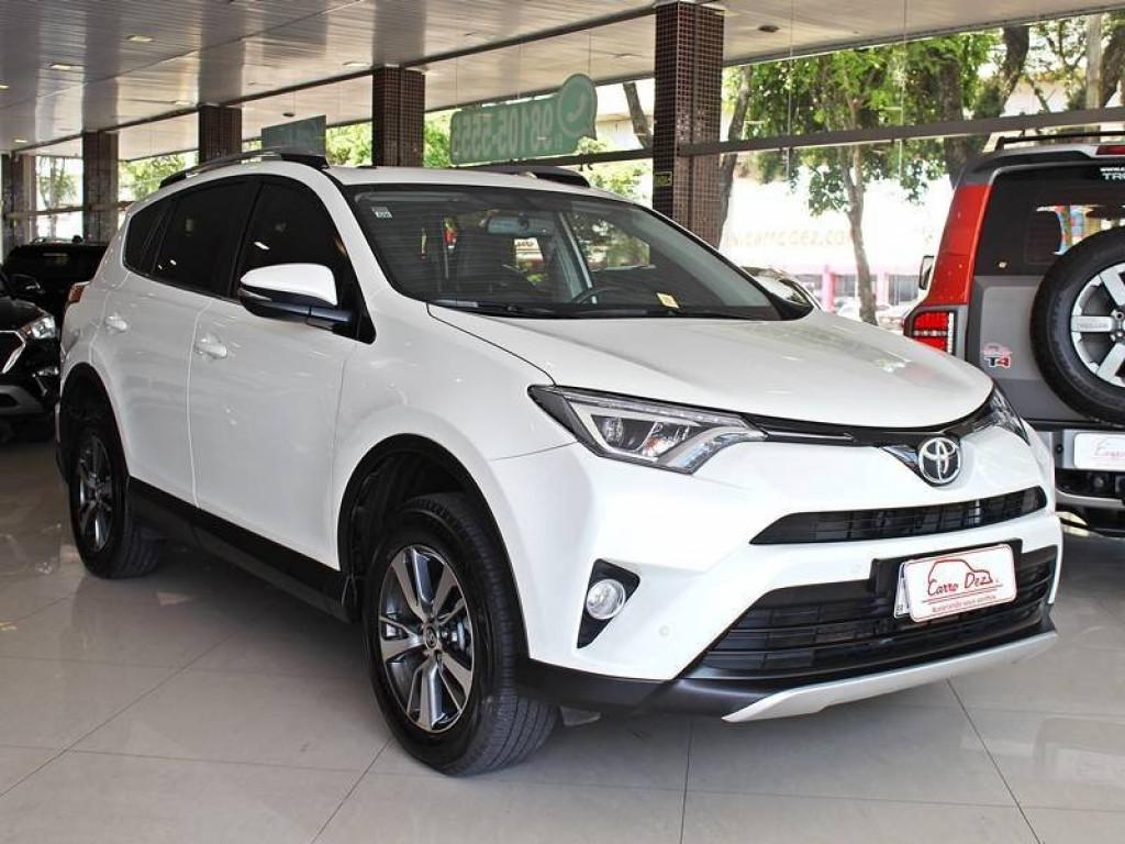 Toyota RAV4 2.0 4X2 AT 2017