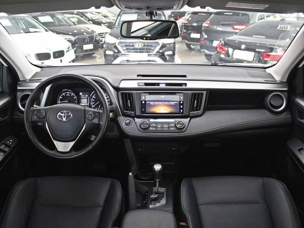 Imagem do veículo Toyota RAV4 2.0 4X2 AT 2017