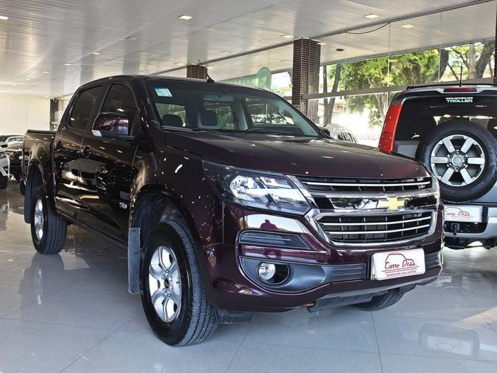 Imagem do veículo Chevrolet S10 2.5 LT CD Flex AT 2019