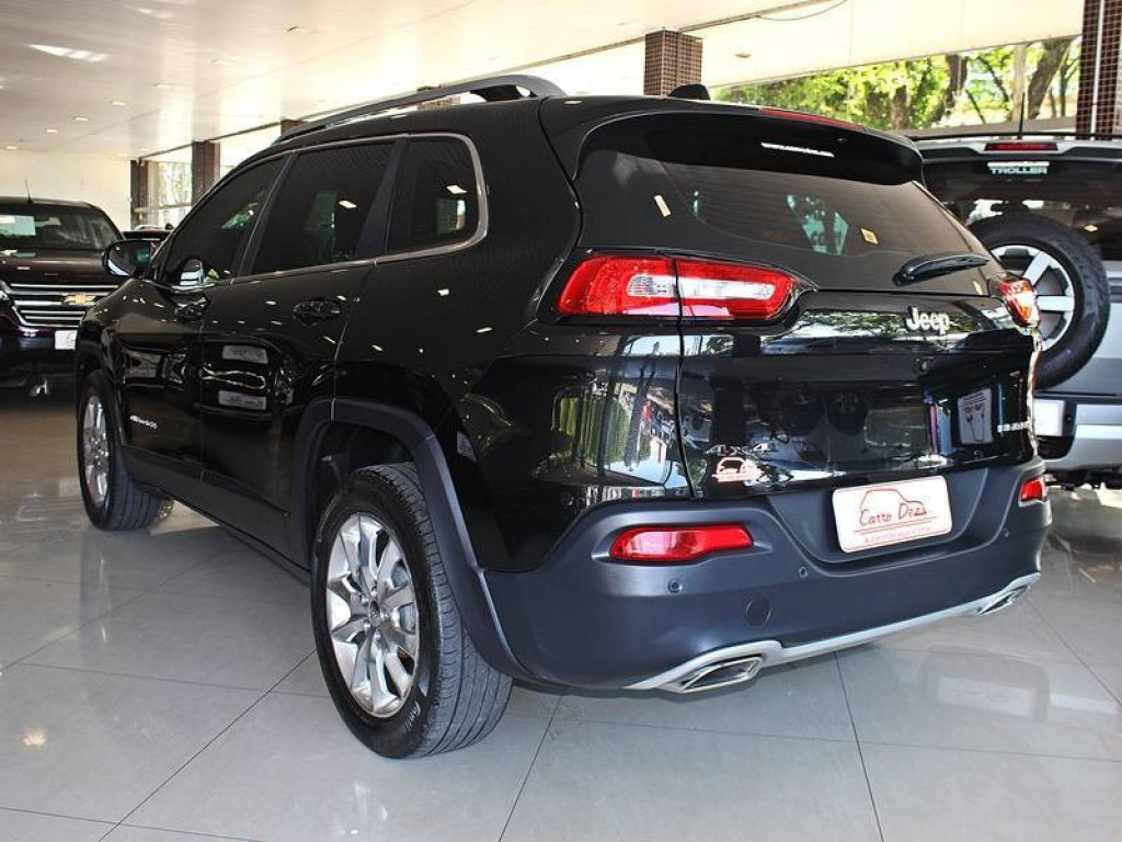 Imagem do veículo Jeep Cherokee Limited 3.2 4X4 AT 2015