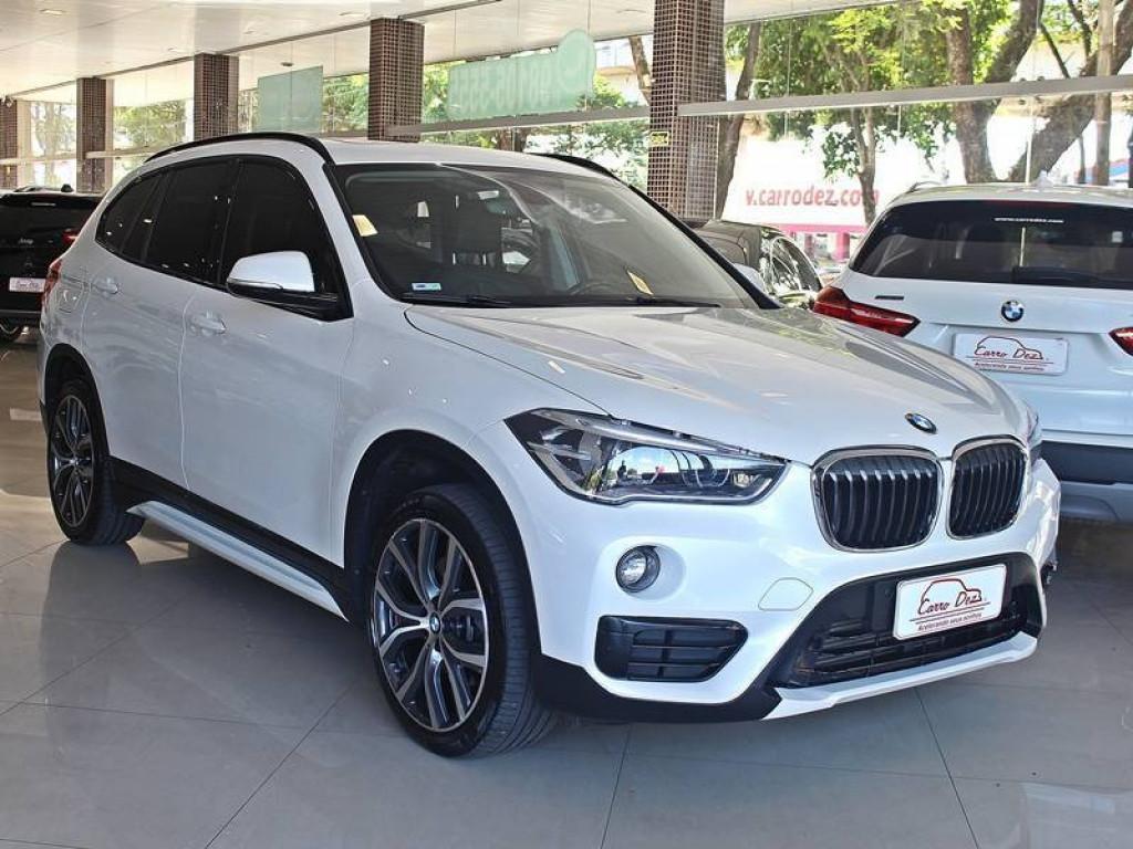 BMW X1 2.0 25I XDrive AT 2016