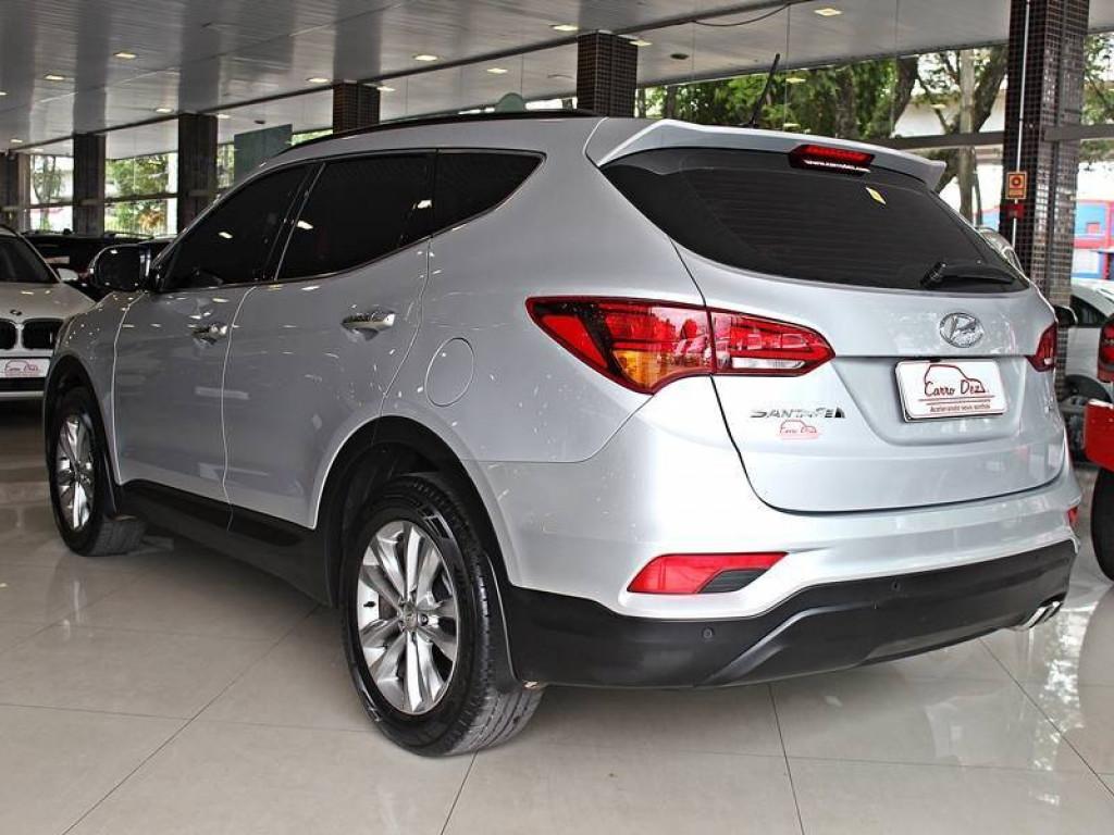 Imagem do veículo Hyundai Santa Fé 3.3 4X4 AT 2018