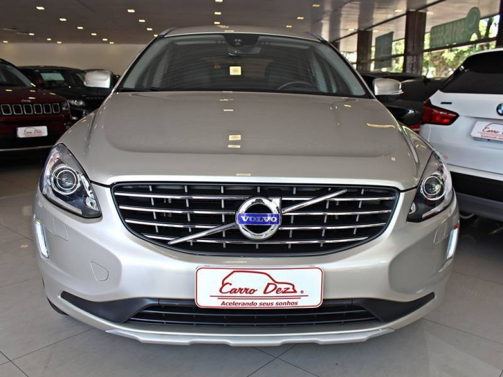 Imagem do veículo Volvo XC60 T5 2.0 Kinetic AT 2017