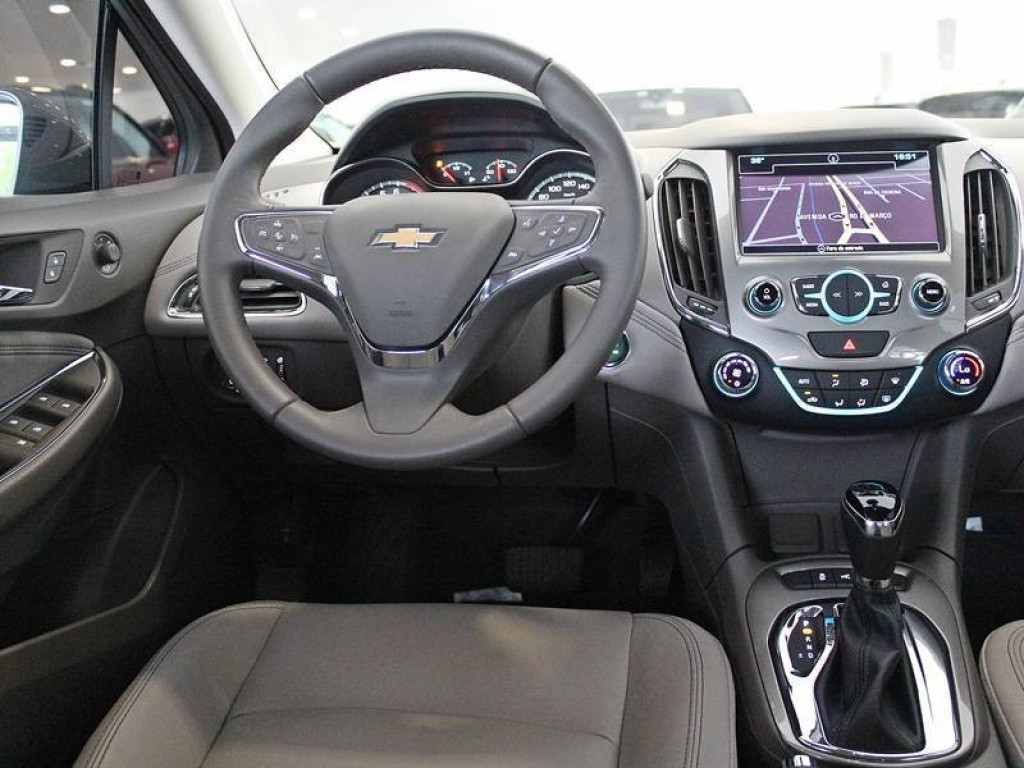 Imagem do veículo Chevrvolet Cruze  LTZ 1.4 Turbo Flex AT 2018