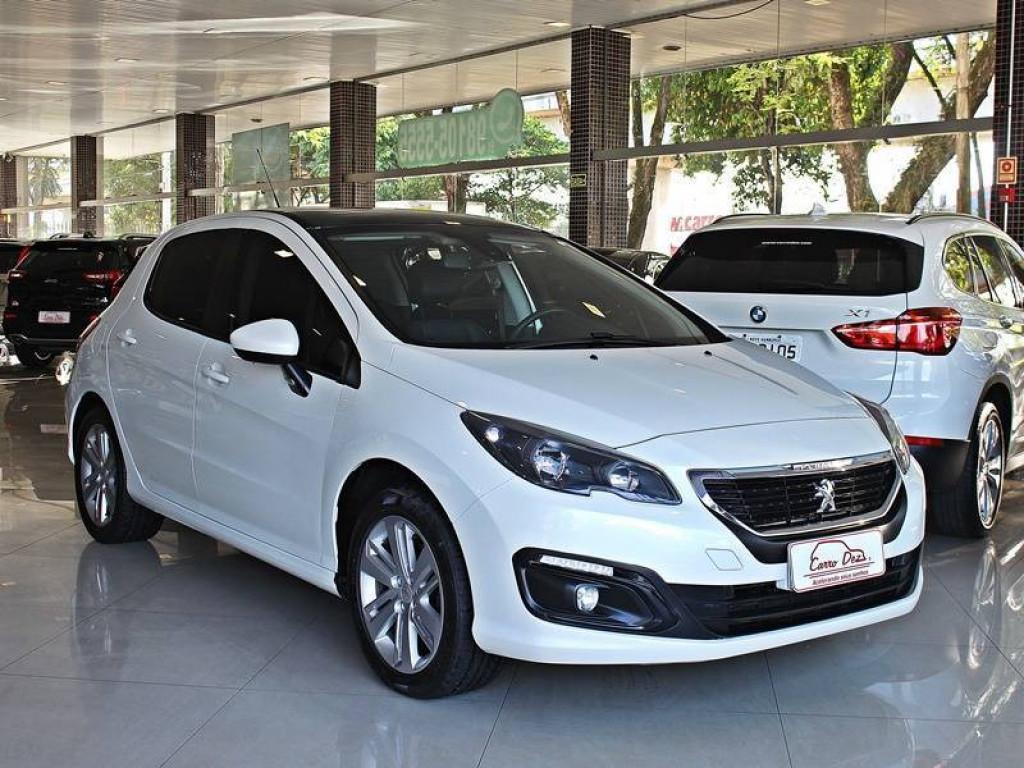 Peugeot 308 2.0 Allure Flex 4P AT