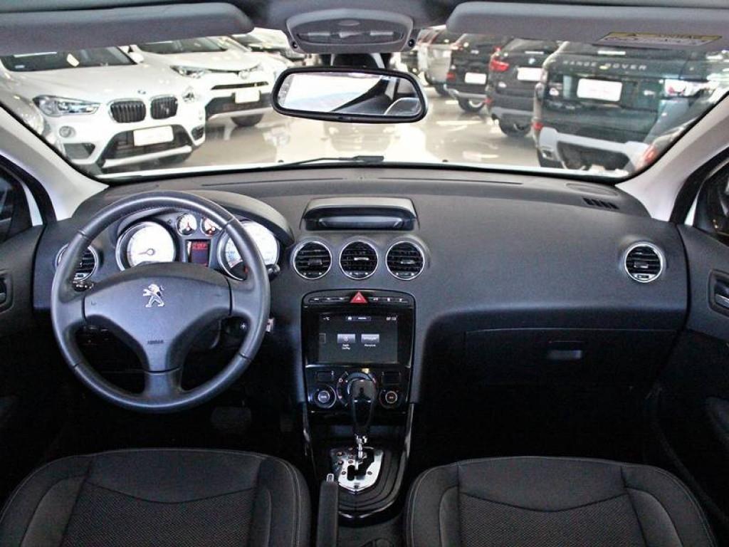Imagem do veículo Peugeot 308 2.0 Allure Flex 4P AT