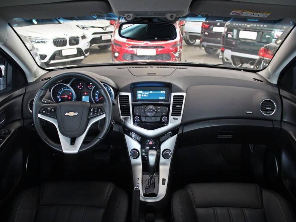 Imagem do veículo Chevrolet Cruze 1.8 LT Flex 4P AT