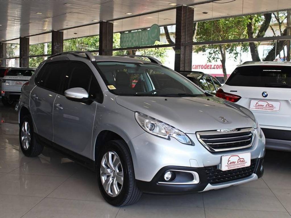 Peugeot 2008 1.6 Allure Flex 4P AT