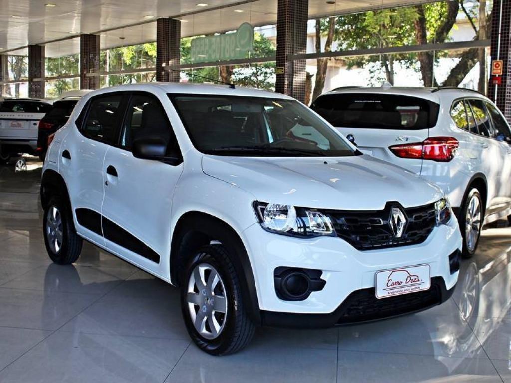 Renault Kwid 1.0 ZEN Flex MT 2019