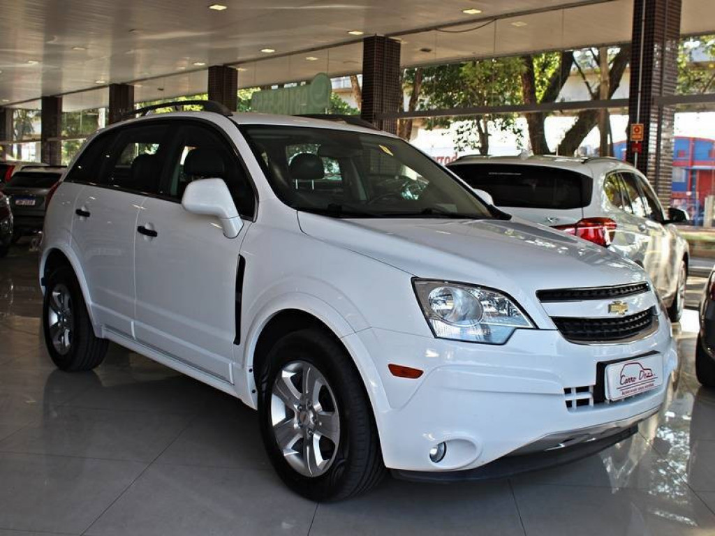 CHEVROLET CAPTIVA 2.4 SIDI 4P GASOLINA AT