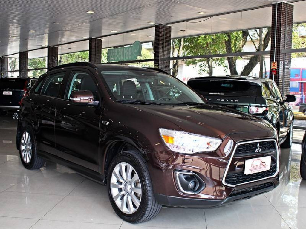 MITSUBISHI ASX 2.0 AWD 4P GASOLINA AT