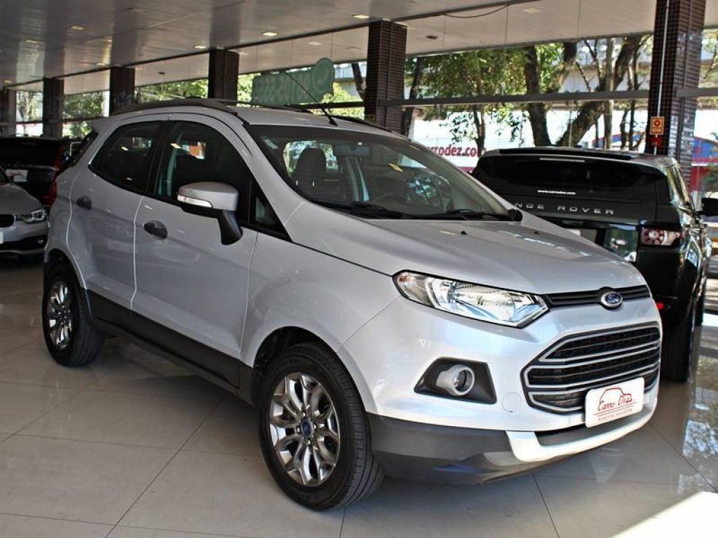 FORD ECOSPORT 1.6 FREESTYLE 4P FLEX MEC