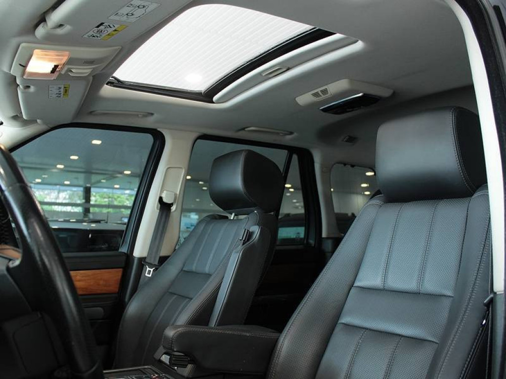 Imagem do veículo Range Rover Sport 3.0 V6 Diesel 2012