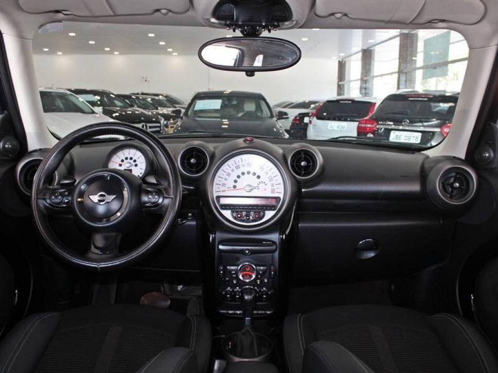 Imagem do veículo Mini Cooper Countryman Chilli 1.6 Automático 2012