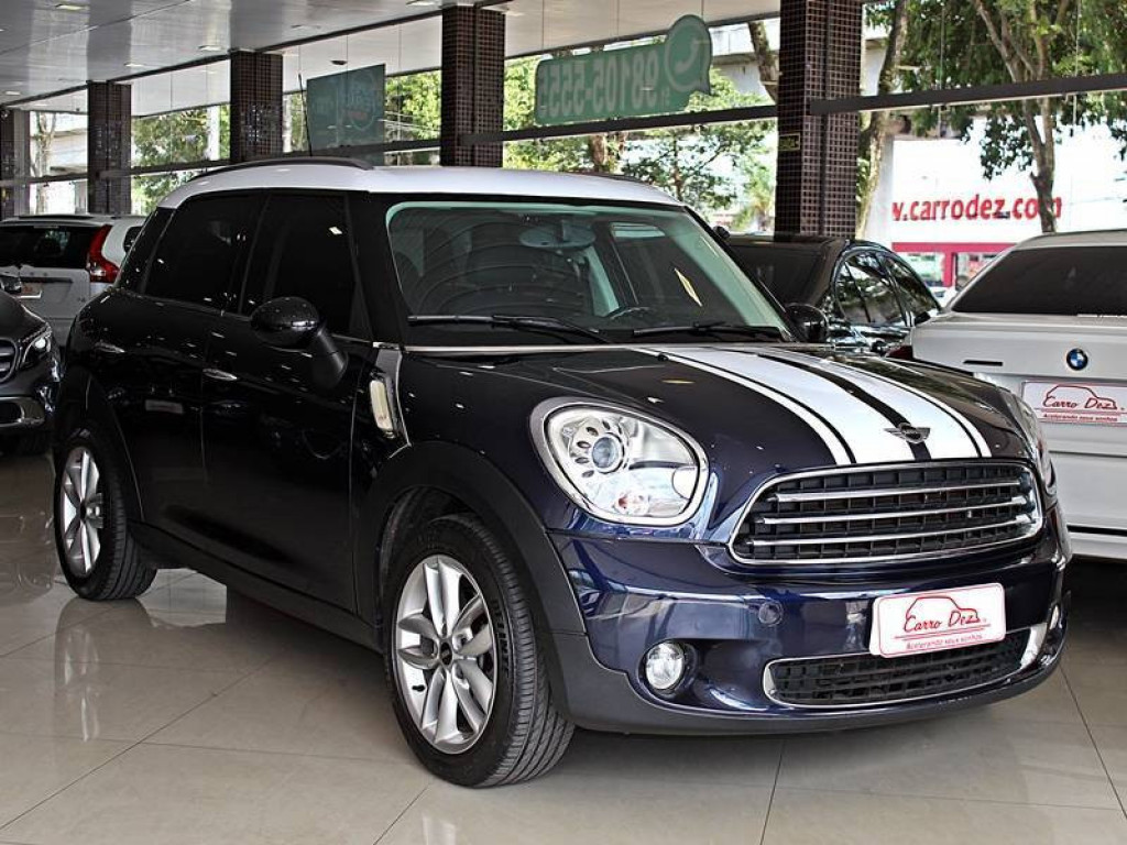 Mini Cooper Countryman Chilli 1.6 Automático 2012