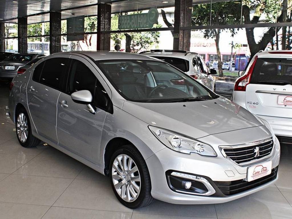 Peugeot 408 2.0 Allure 2016 AT