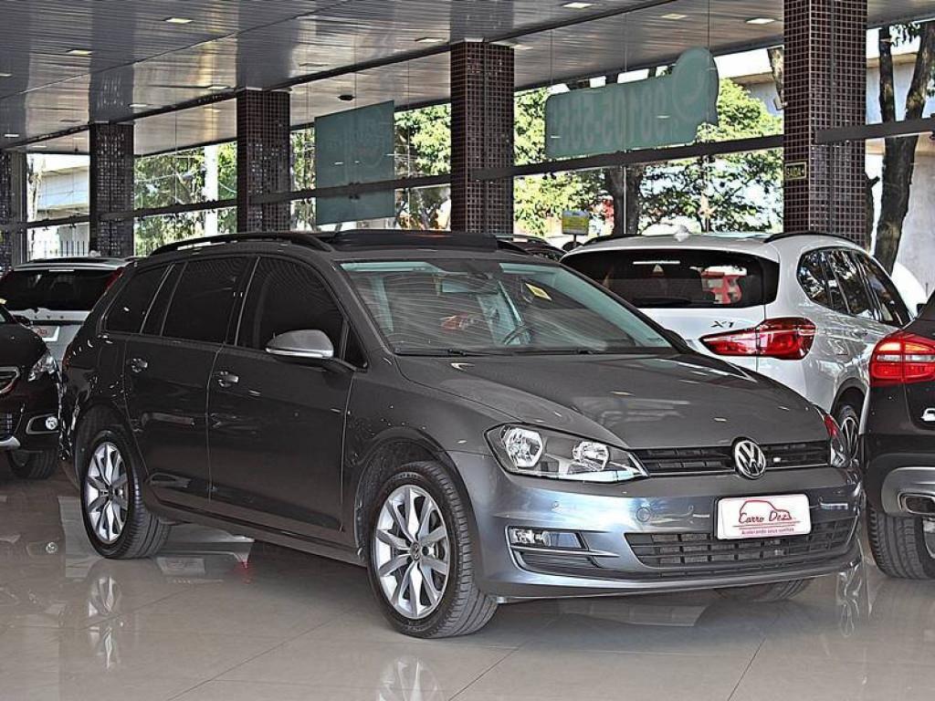 Volkswagen Golf Variant 1.4 TSI Comfortline DSG 2015