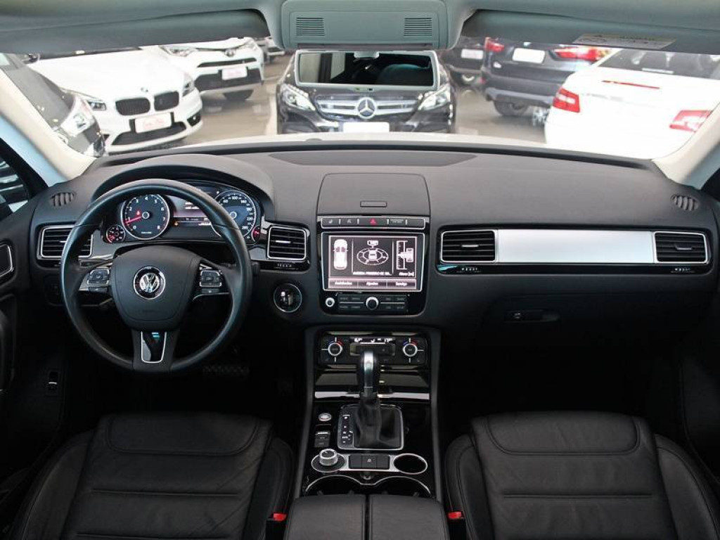 Imagem do veículo Volkswagen Touareg 3.6 V6 AT 2015