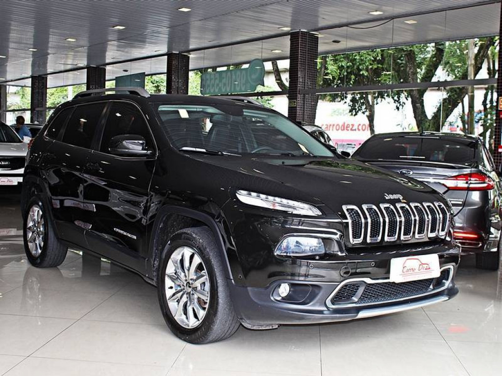 Jeep Cherokee Limited 3.2 v6 4X4 AT 2014