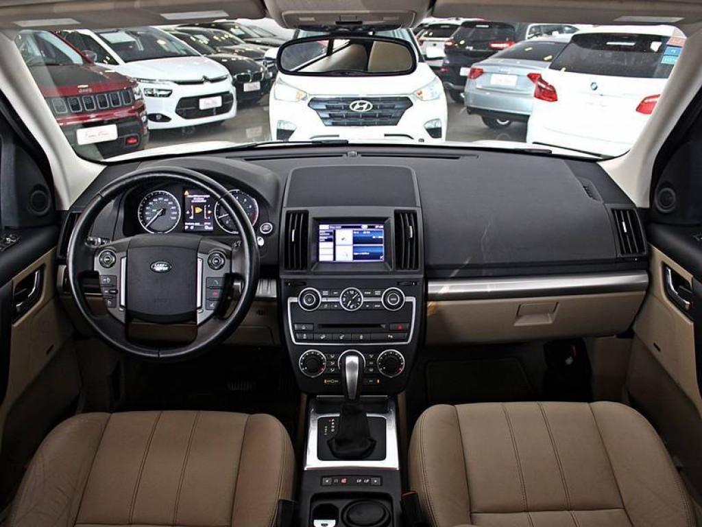 Imagem do veículo Land Rover Freelander 2 SE SI4 2.0 AT 2013