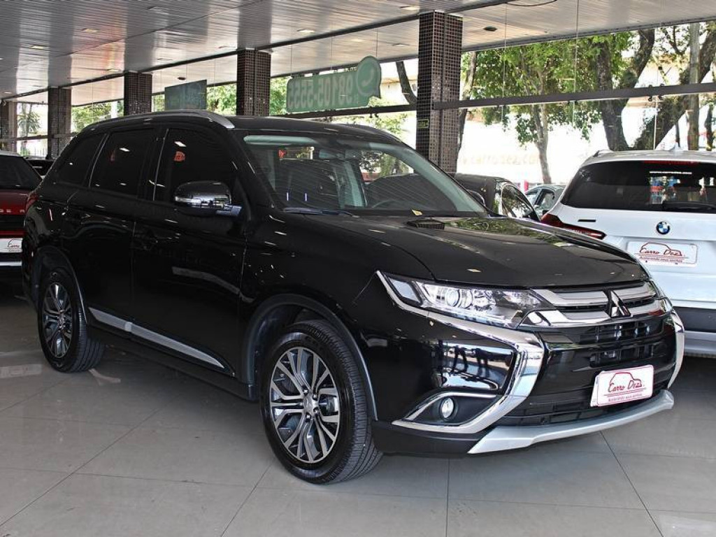 Mitsubishi Outlander 2.0 AT 2017