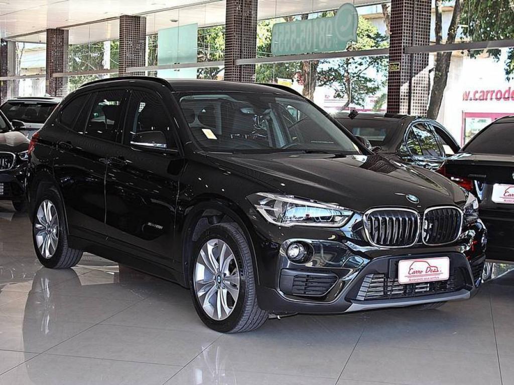 Imagem do veículo BMW X1 2.0 sDrive 20i Active Flex AT 2016