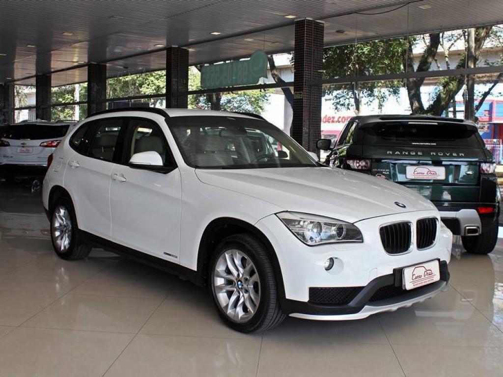 BMW X1 2.0 SDRIVE 20i ACTIVEFLEX 4P AUT