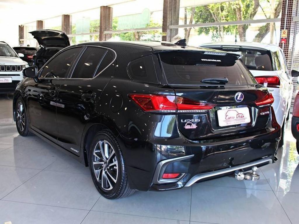 Imagem do veículo Lexus CT 200H 1.8 Hybrid AT 2018