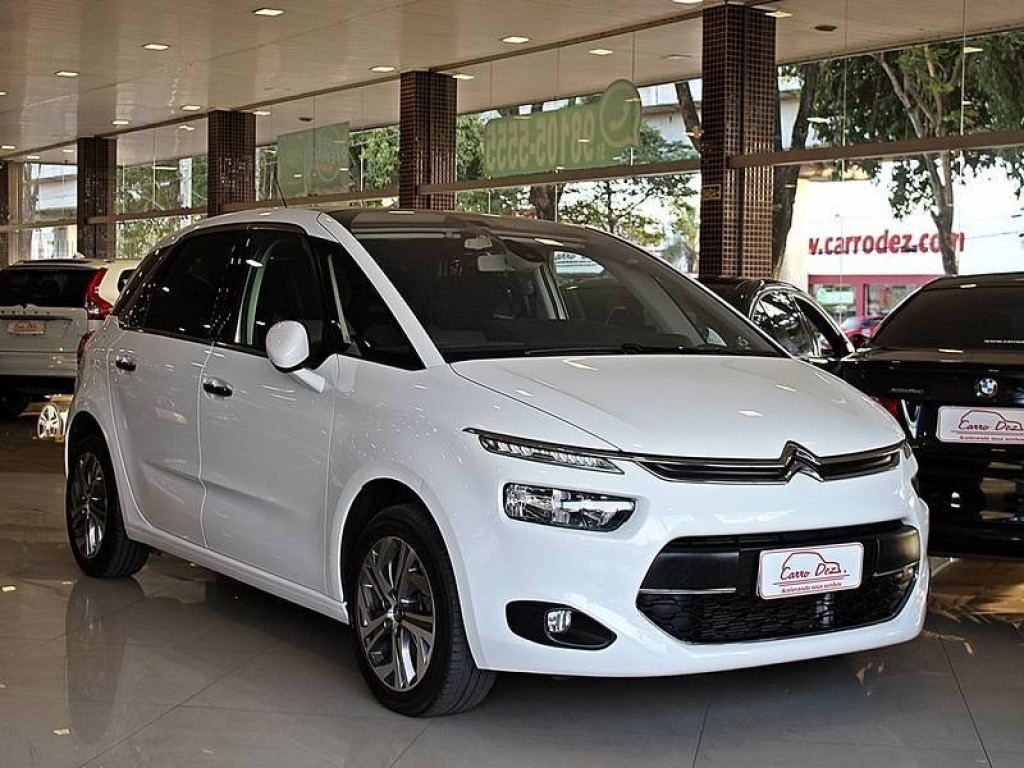 Citroen C4 Picasso 1.6 THP Intensive AT 2016